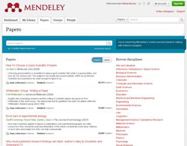 Mendeley Papers